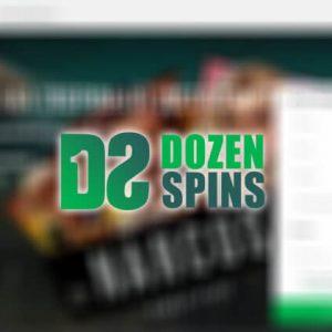DozenSpins Casino: 10% Bonus Cashback Mingguan 2021