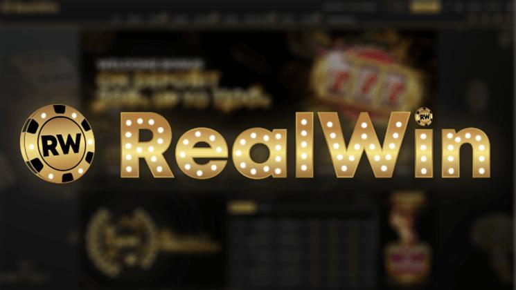 Kasino RealWin: Paket Bonus Selamat Datang $1100 2021