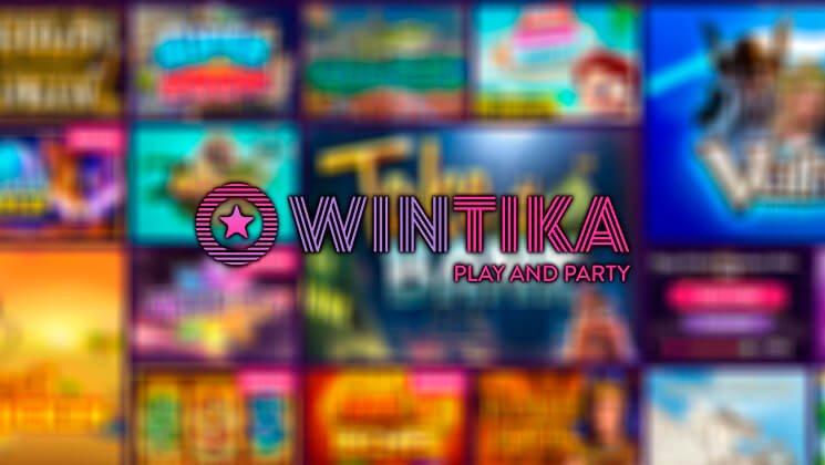 Kasino Wintika: Bonus Drop Putaran Gratis Kamis 2021