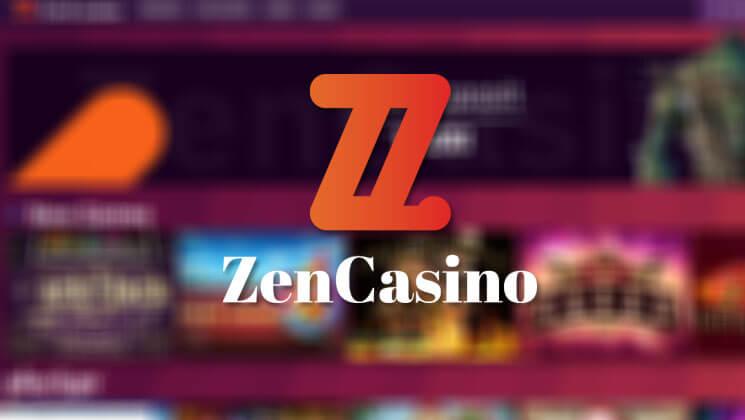 Kasino Zen: €300 + 20 Bonus Setoran Putaran Gratis 2021